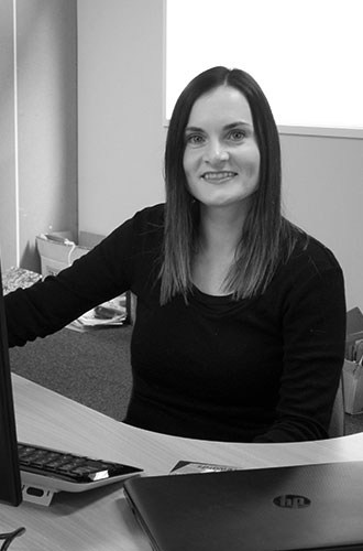 Leigh Pope - Office Manager/Accounts